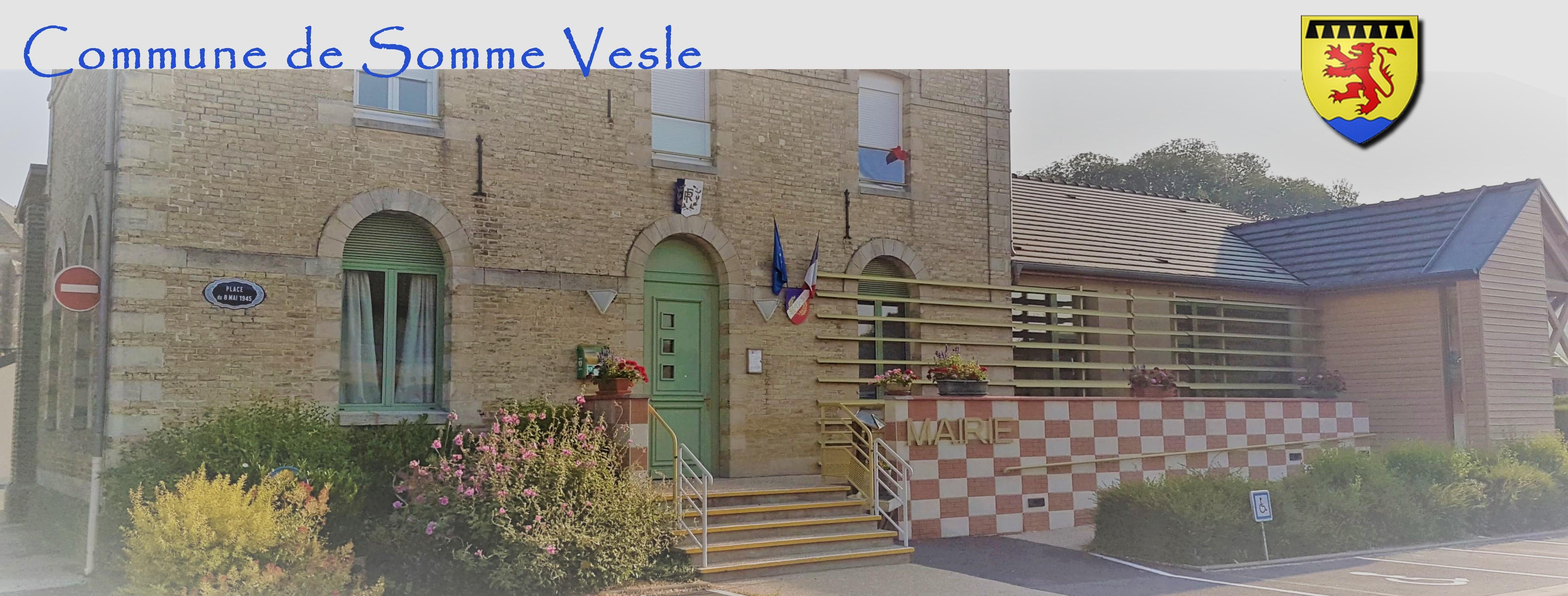 Commune de Somme Vesle